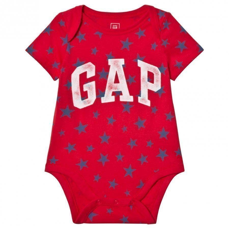 Gap Americana Logo Baby Body