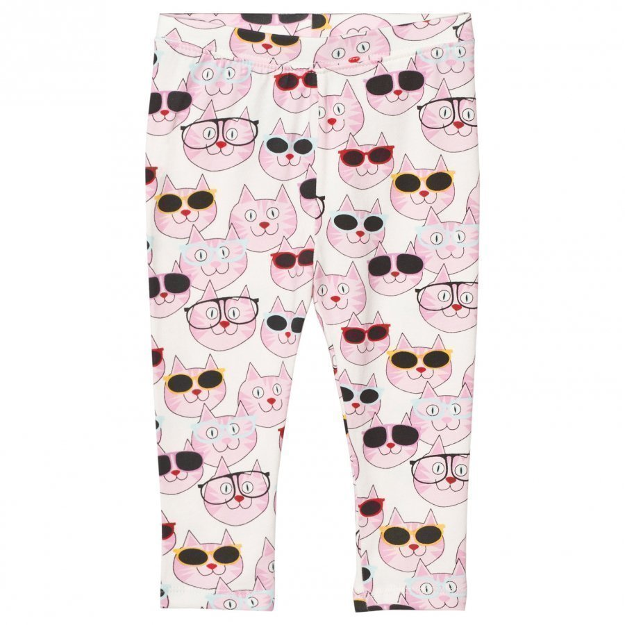 Gap Aug Ptf Lgn Pink Cat Legginsit