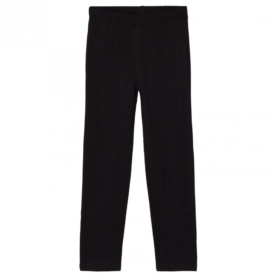 Gap Basic Fl Leg Black Legginsit