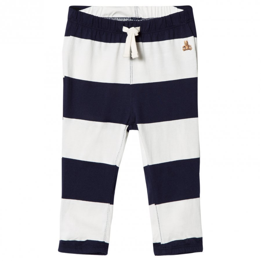 Gap Bf Strp Pant Navy Uniform Verryttelyhousut