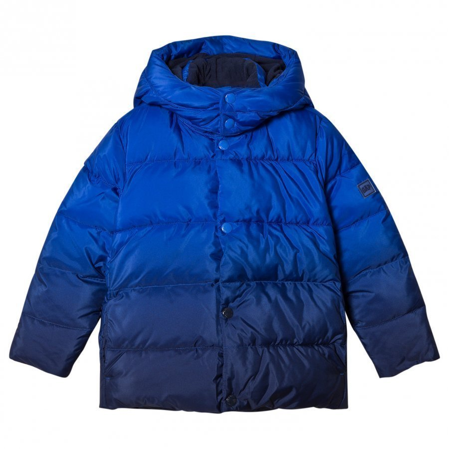 Gap Cl Warmest Jkt Bristol Blue 137 Toppatakki