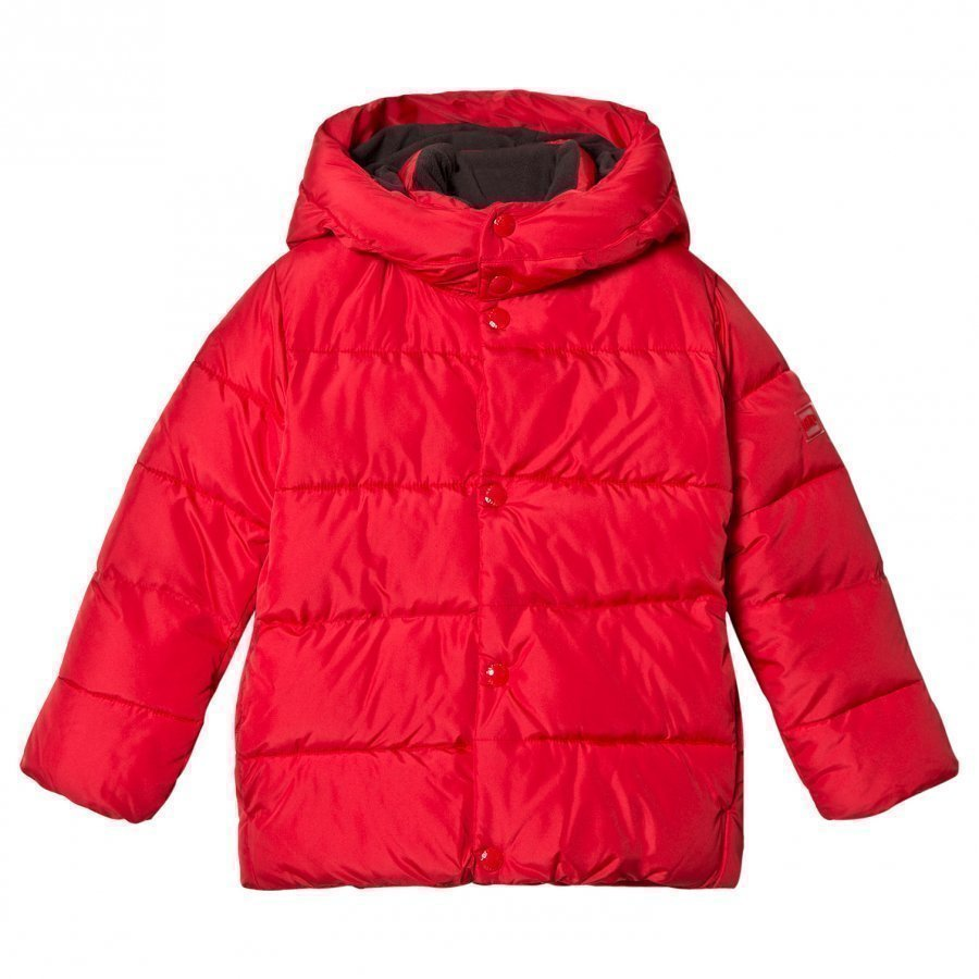 Gap Cl Warmest Jkt Pure Red V2 Toppatakki