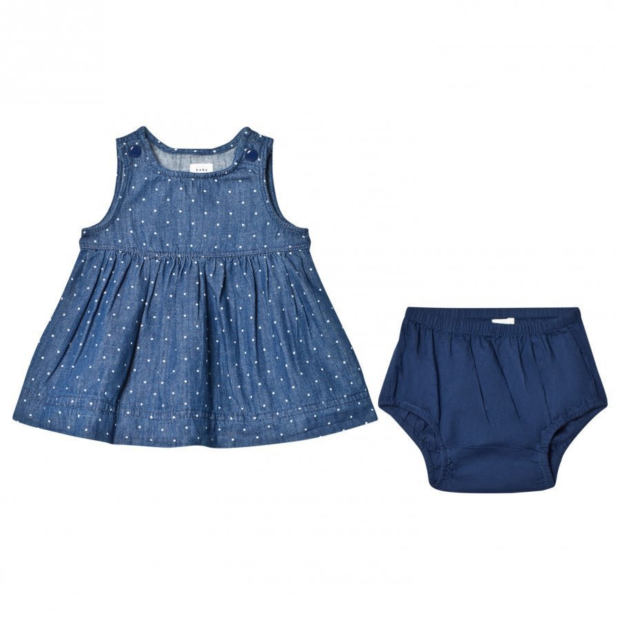 Gap Dot Dnm Drs Medium Wash Mekko