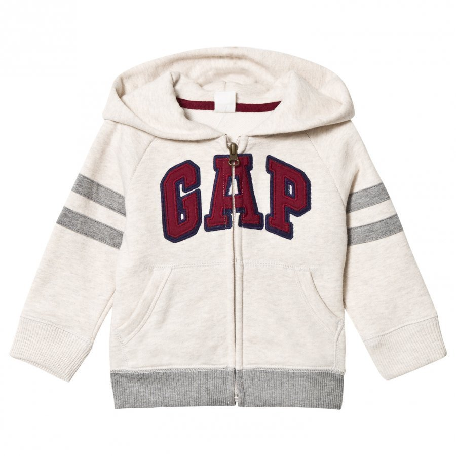 Gap Flc Gap Arch H Oatmeal Heather Huppari