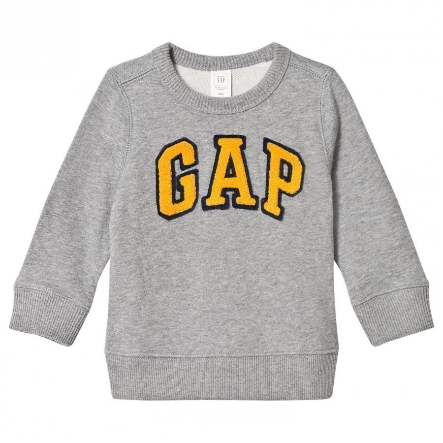 Gap Ft Gap Arch Cr Charcoal Grey B20 Oloasun Paita
