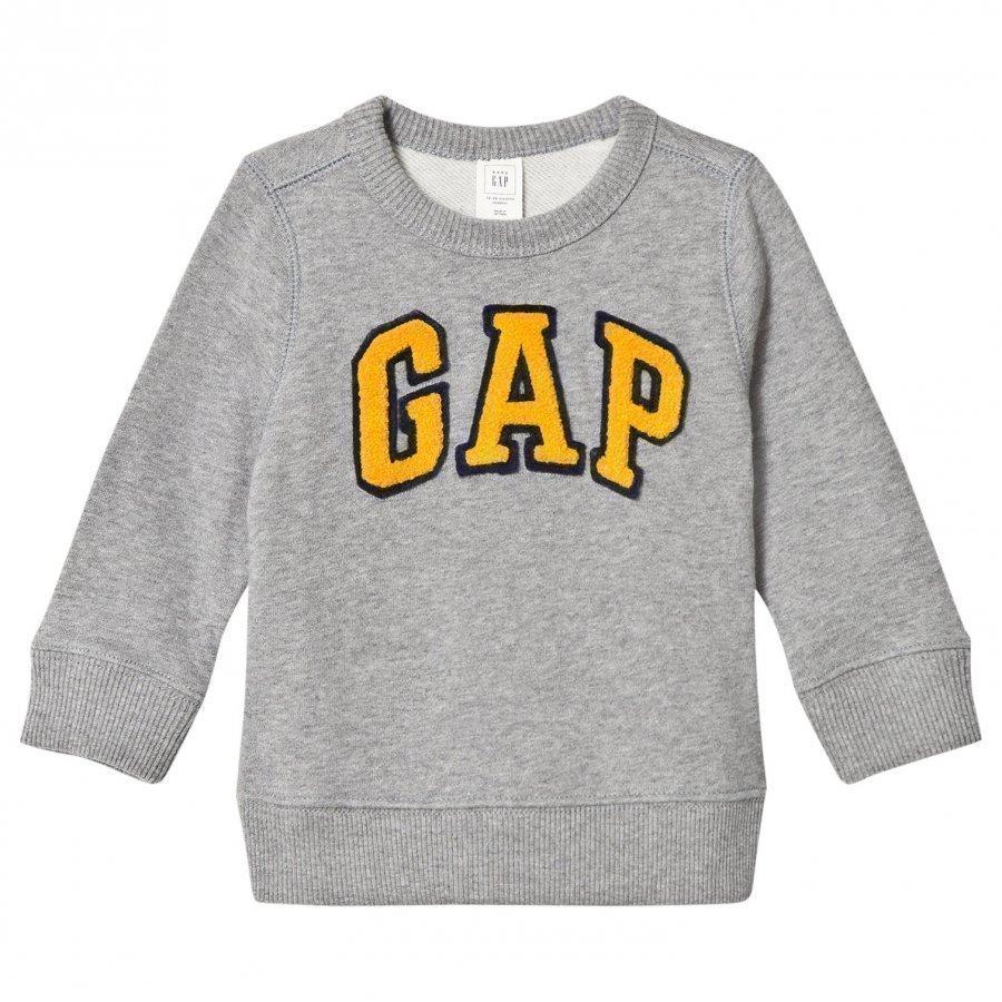 Gap Ft Gap Arch Cr Charcoal Grey B20 Oloasun Paita