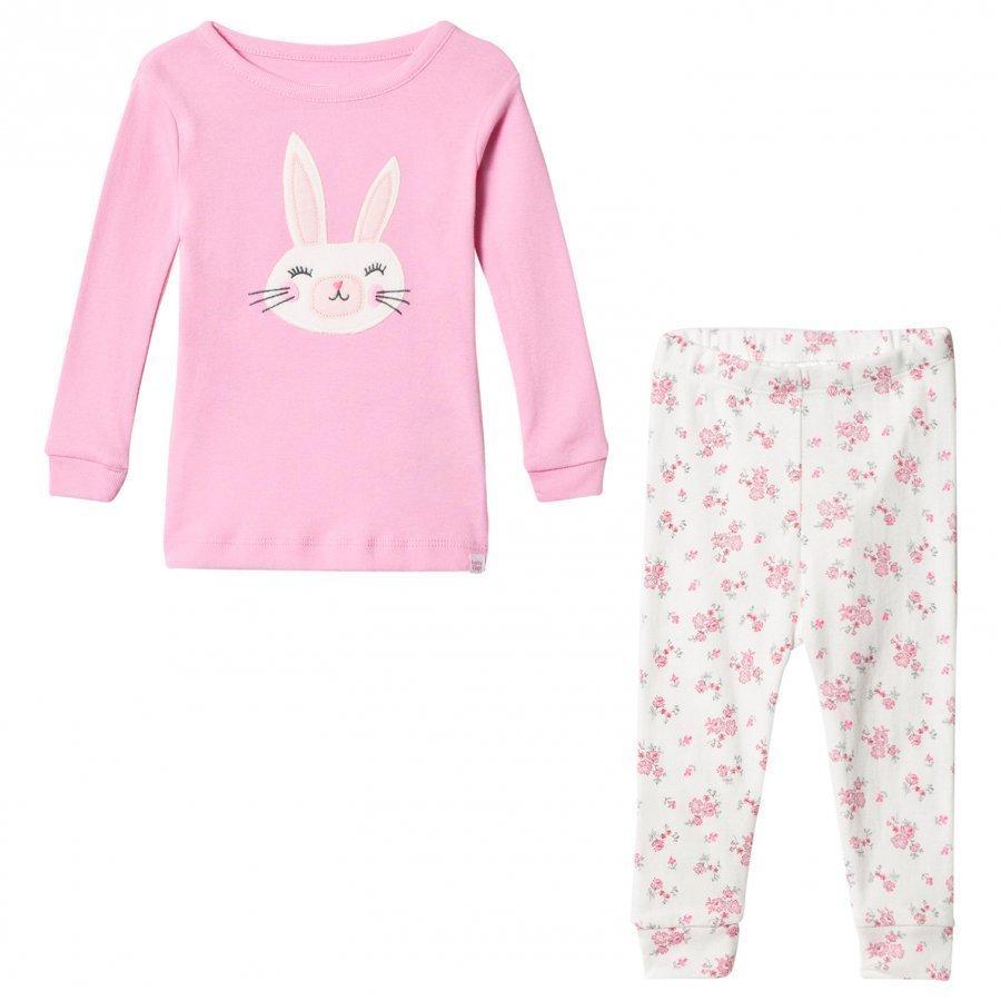 Gap G Bunny Lj Parisian Pink Yöpuku