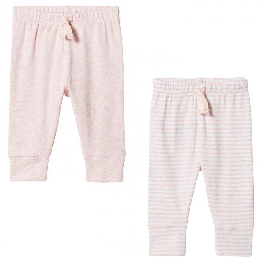 Gap G Ff 2pk Pant Pink Heather Verryttelyhousut