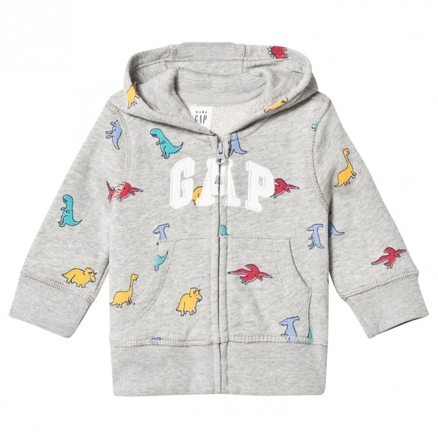 Gap Garch Hoody Light Heather Grey B08 Huppari