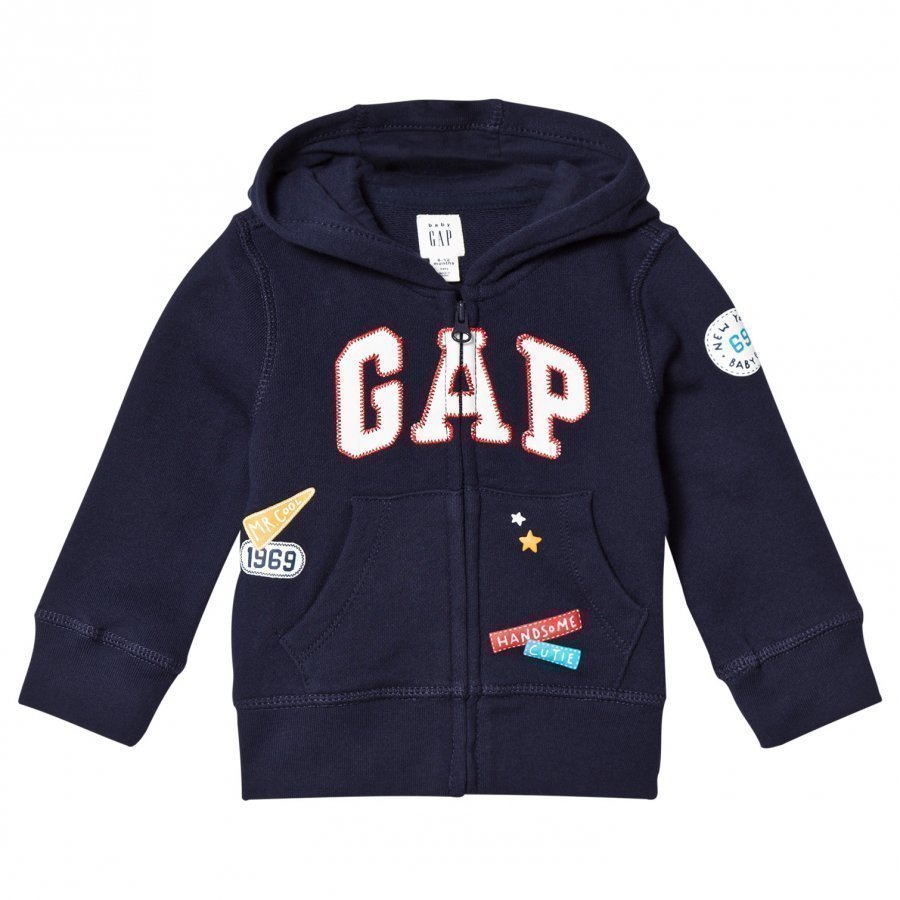 Gap Garch Hoody Navy Uniform Huppari