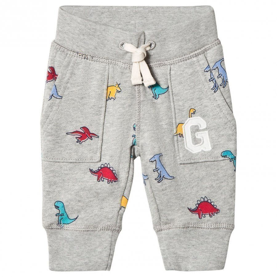 Gap Garch Pant Light Heather Grey B08 Verryttelyhousut