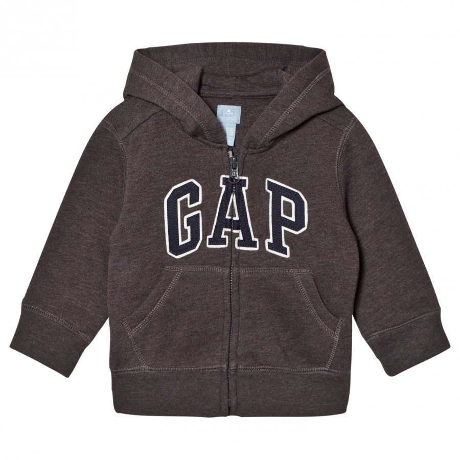 Gap Jan Gry Arch H Charcoal Heather Huppari