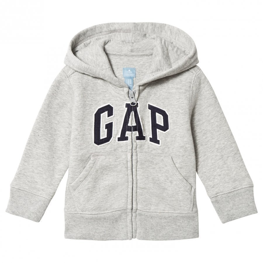 Gap Jan Gry Arch H Light Heather Grey B08 Huppari