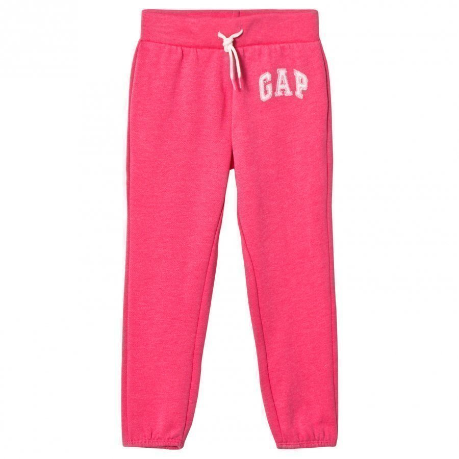 Gap Jan Logo Jogge Pink Jubilee Nylon On Verryttelyhousut