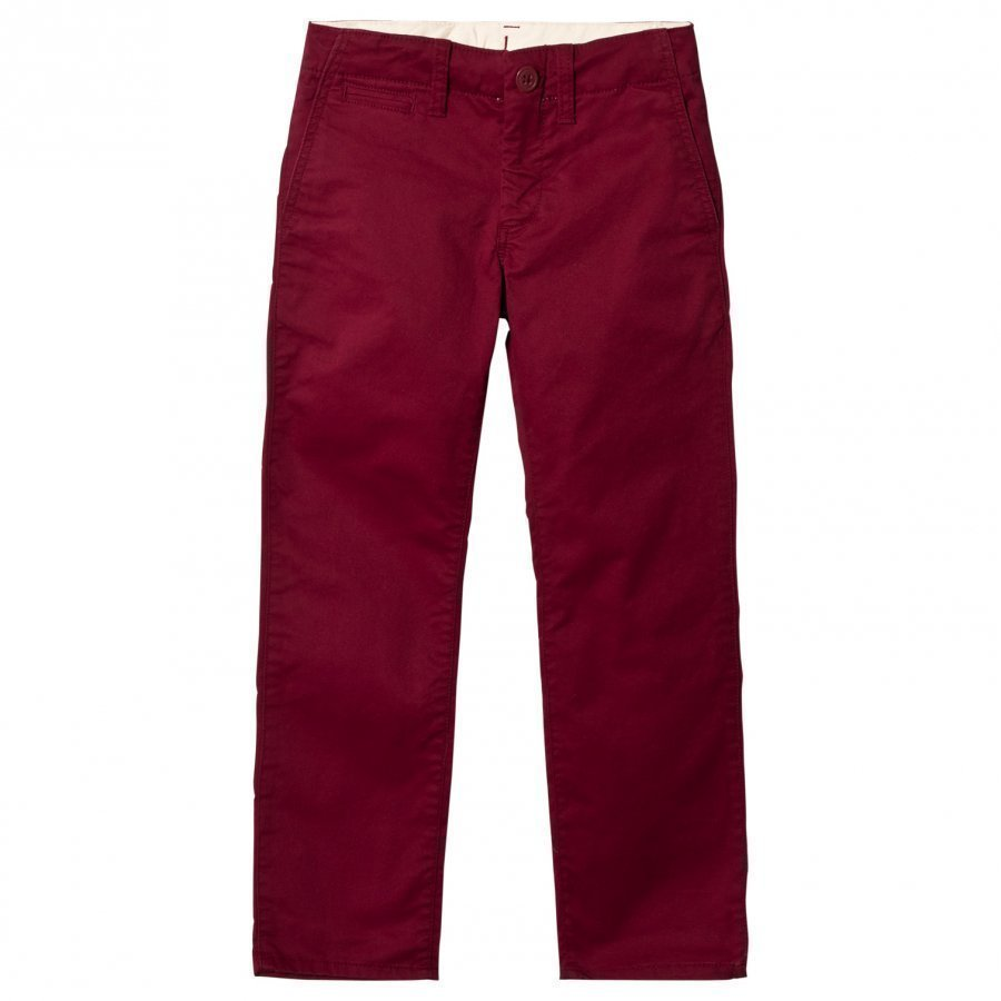 Gap Lived In Chino Red Delicious Chinos Housut