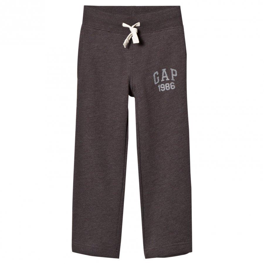 Gap Logo Opp Pant Charcoal Grey B65 Verryttelyhousut