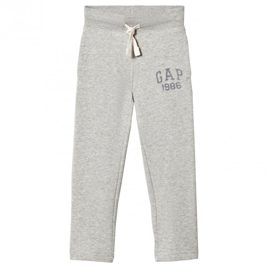Gap Logo Opp Pant Light Heather Grey B10 Verryttelyhousut