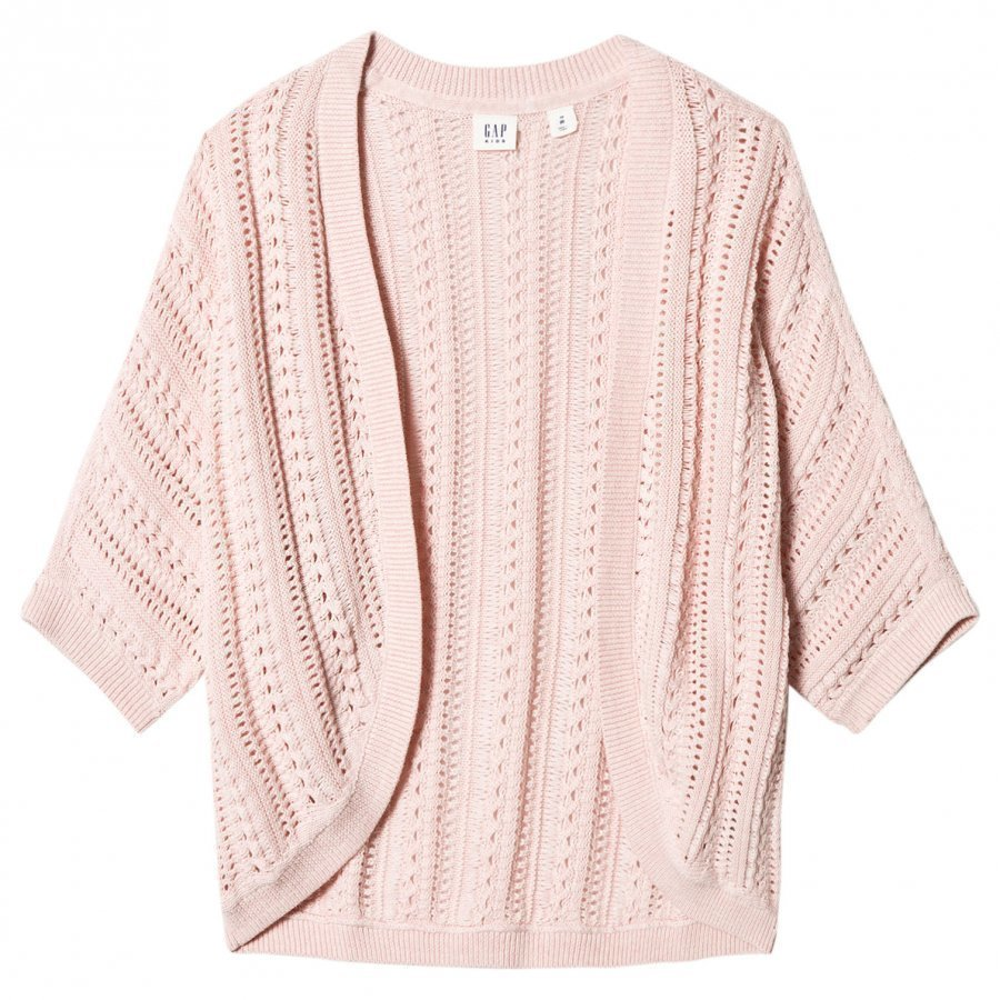 Gap Oc Stitch Ccn Pink Heather B0423 Neuletakki