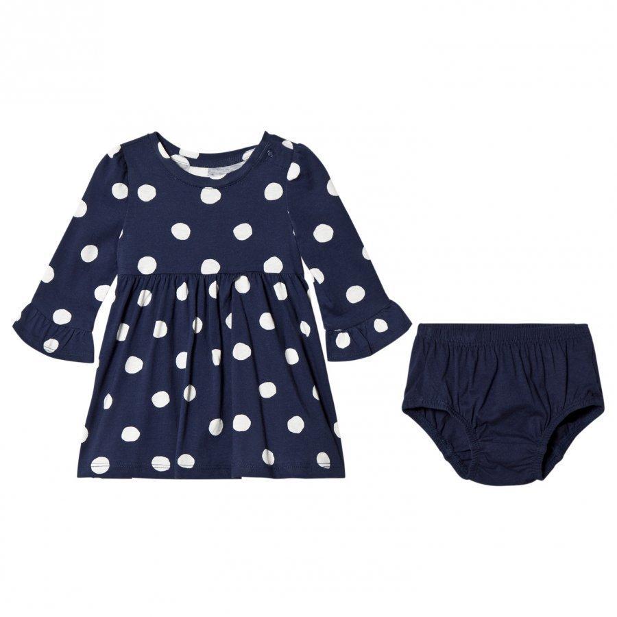 Gap Opp Dress Elysian Blue Mekko