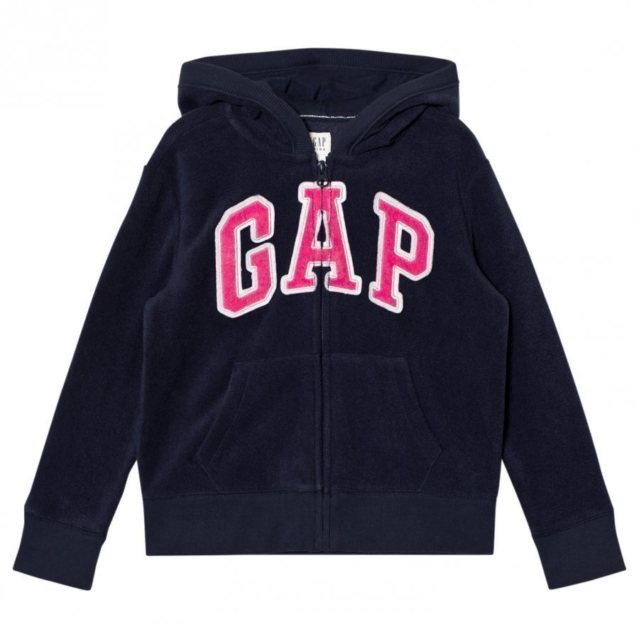 Gap Pf Hood Blue Galaxy Huppari