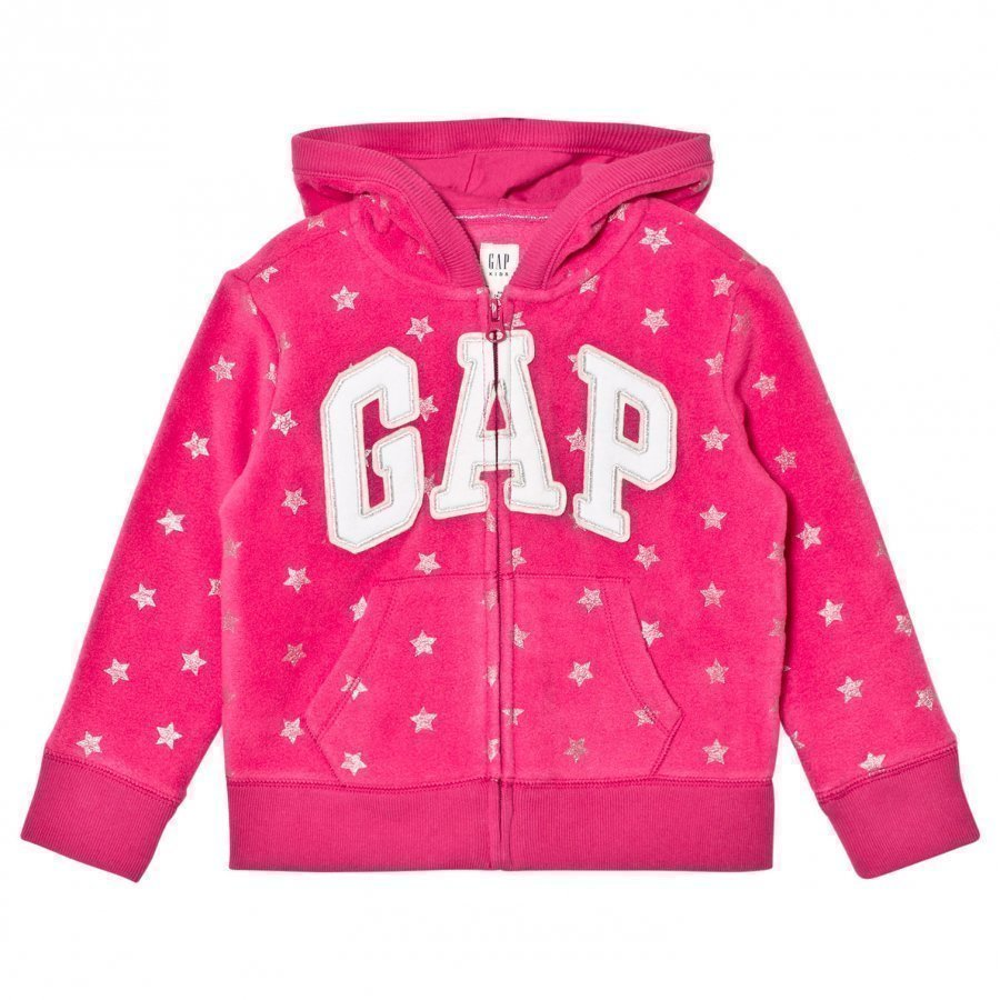 Gap Pf Hood Royal Fuchsia Huppari