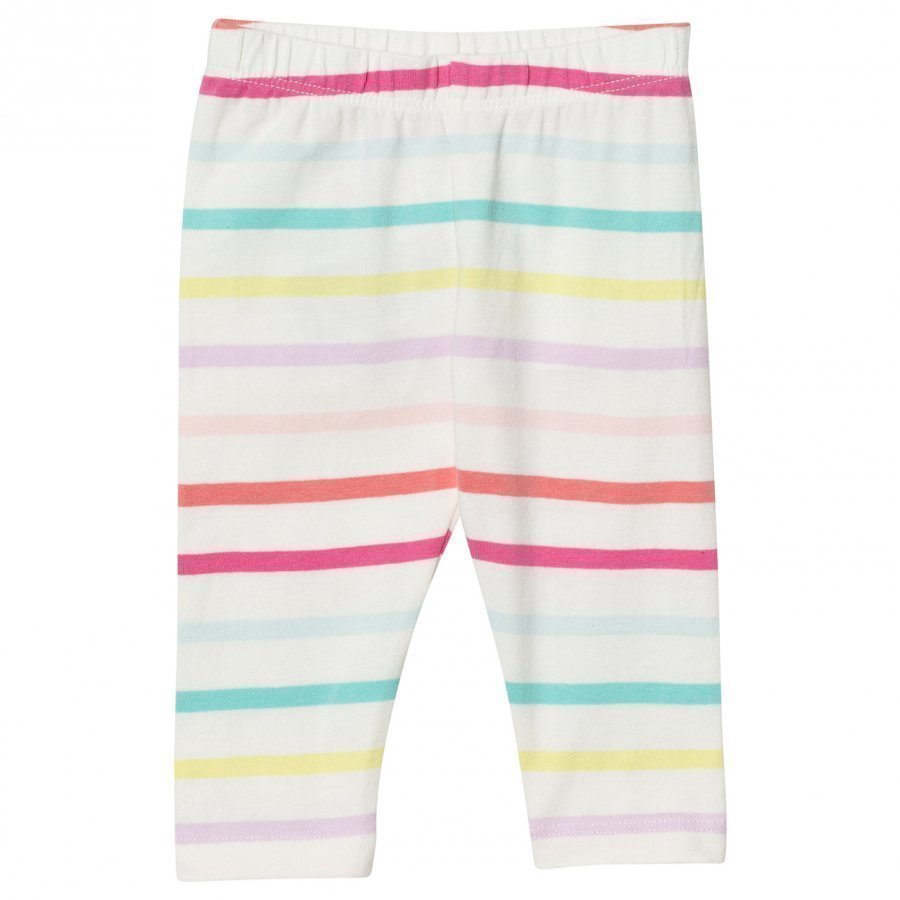 Gap Print Leggings Multi Stripe Legginsit
