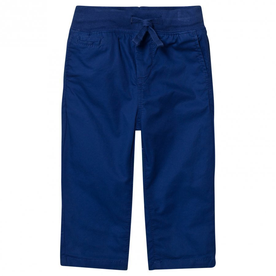 Gap Pull-On Twill Chinos Deep Cobalt Chinos Housut