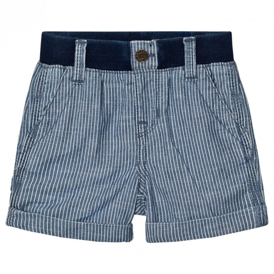 Gap Railroad Stripe Pull-On Shorts Shortsit