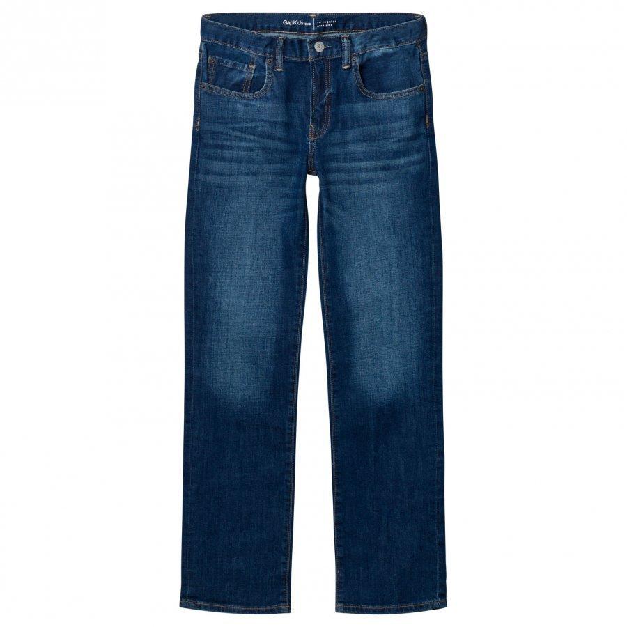 Gap Straight Jeans Medium Wash Farkut