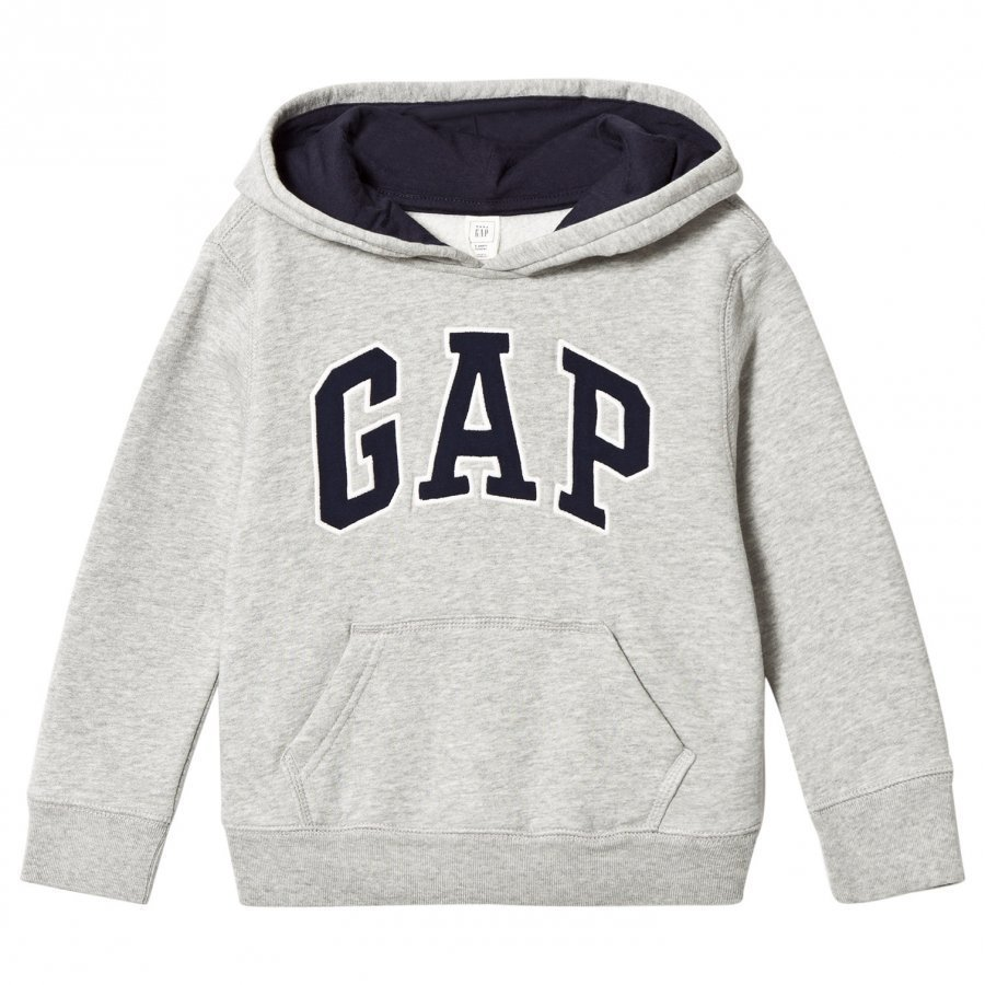 Gap Tb Ptf Bas Po Light Heather Grey B08 Huppari