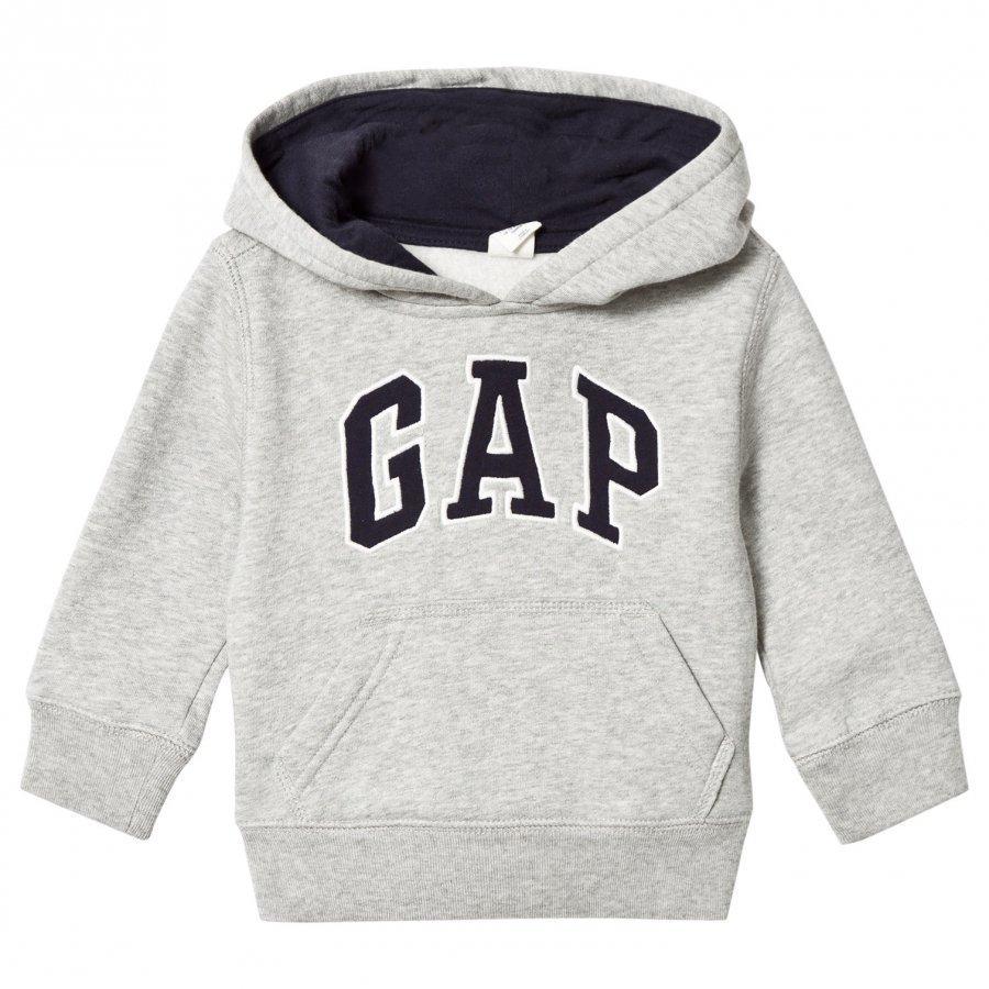 Gap Tb Ptf Bas Po Light Heather Grey B08 Huppari