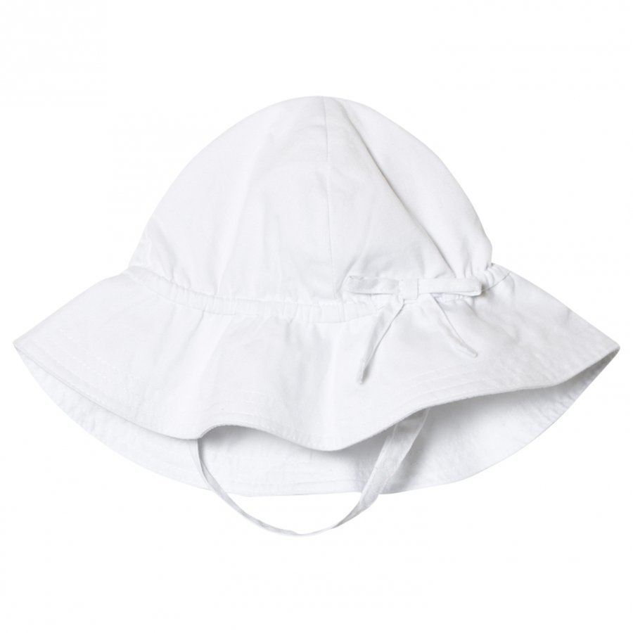 Gap Twill Floppy Hat White Aurinkohattu