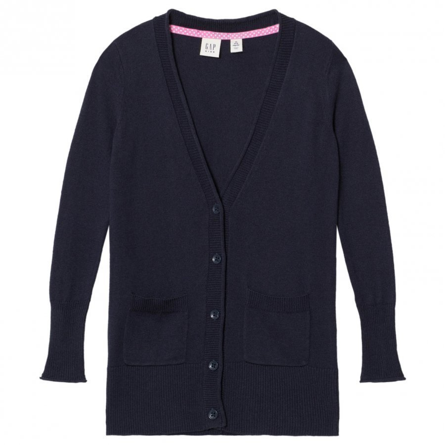 Gap Uniform Cardi True Indigo 340 Neuletakki