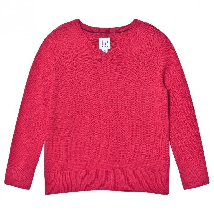 Gap Uniform V Modern Red Paita