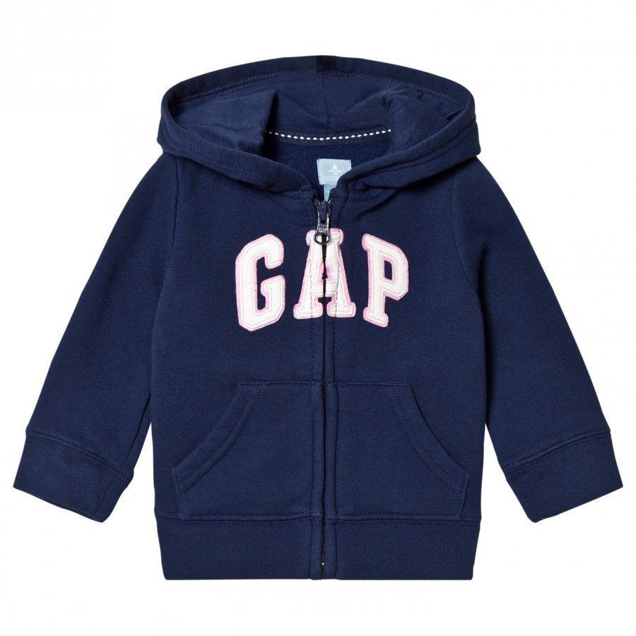 Gap V-Tg Ptf Logo Elysian Blue Huppari