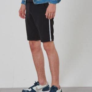 Garcia Boys Shorts Shortsit Musta