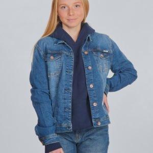 Garcia Chiara Jacket Takki Sininen