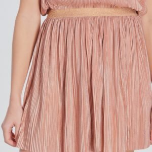 Garcia Girls Pleated Skirt Hame Ruskea
