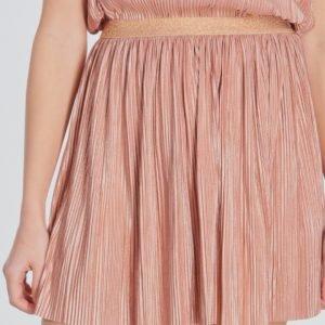 Garcia Girls Pleated Skirt Hame Ruskea