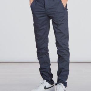 Garcia Lazlo Trousers Housut Sininen