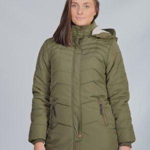 Garcia Outdoor Jacket Takki Vihreä