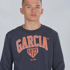 Garcia Sweat Neule Sininen