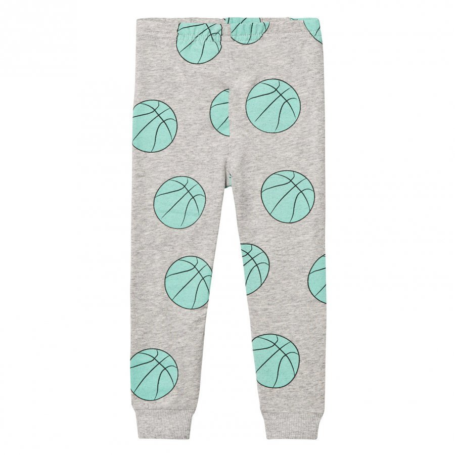 Gardner And The Gang Leggings Basketball Heather Grey Legginsit