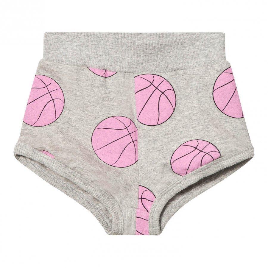Gardner And The Gang Shorts Basketball Heather Grey Oloasun Shortsit