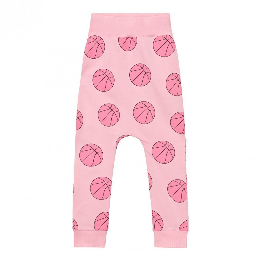 Gardner And The Gang Slouchy Pants Basketball Candy Pink Verryttelyhousut