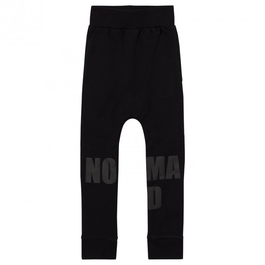 Gardner And The Gang Slouchy Pants Black Housut