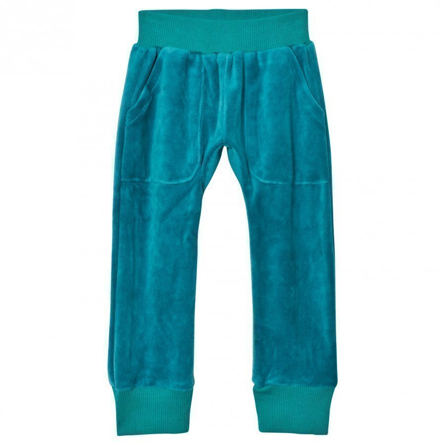 Gardner And The Gang Slouchy Pants Blue Housut