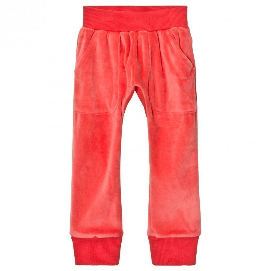 Gardner And The Gang Slouchy Pants Orange Housut