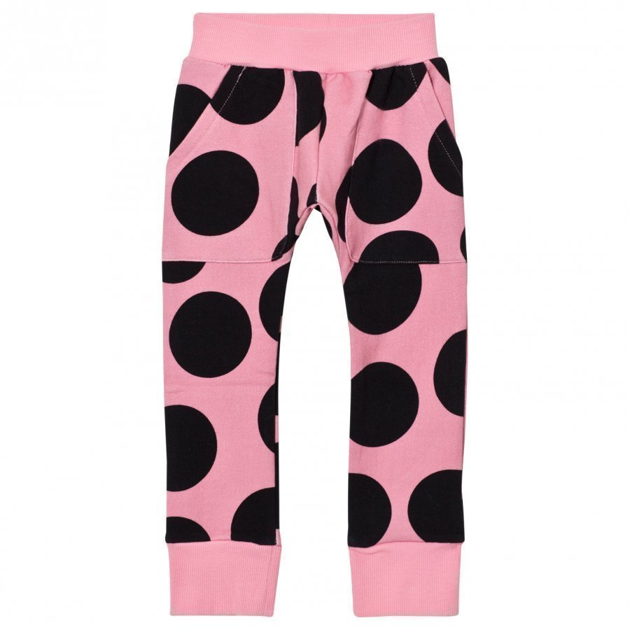 Gardner And The Gang Slouchy Pants Pink Housut