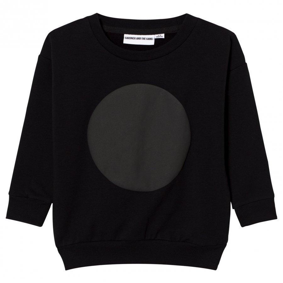 Gardner And The Gang The Classic Sweatshirt Black Oloasun Paita